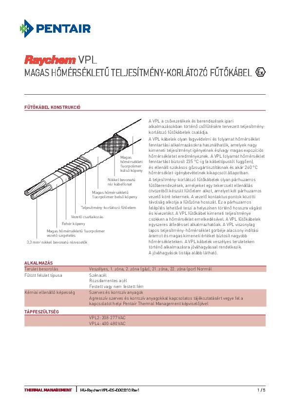 raychem-vpl-adatlap-hu.pdf